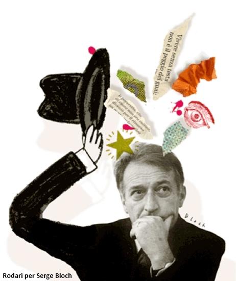 Gianni Rodari per Serge Bloch