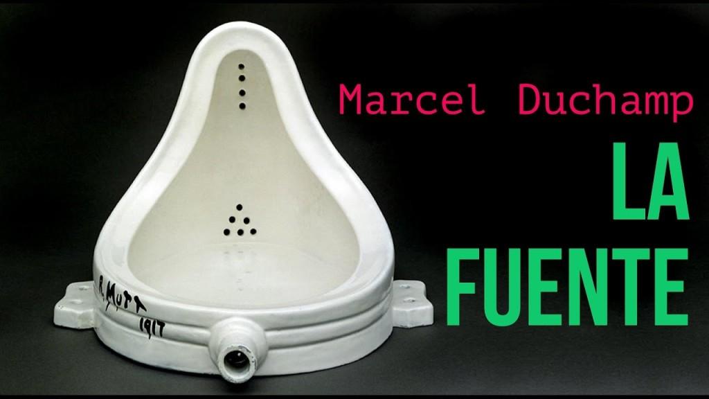 La font de Marcel Duchamp